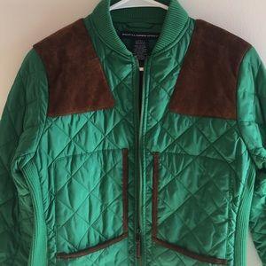 Ralph Lauren Green Sports Jacket